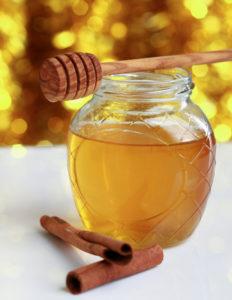 корица с медом натощак