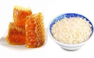 мед и рис