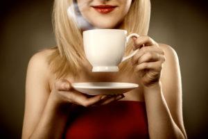 чай с имбирем и медом