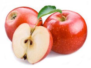 метаболиз яблоки