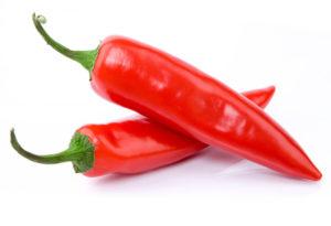 метаболизм перец