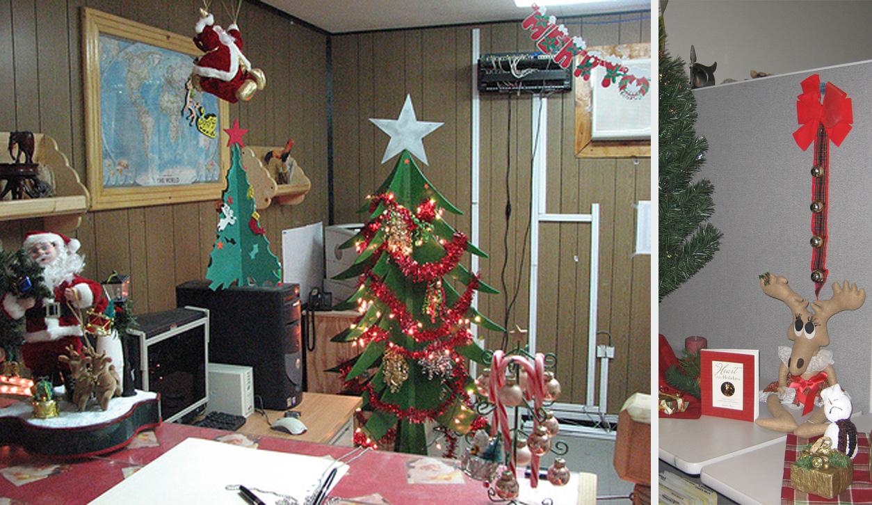 Оформление офиса на новый год своими руками фото 464