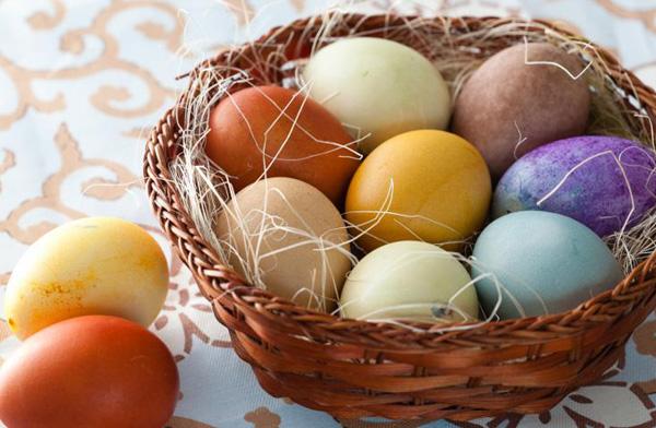krashenki_1 Как покрасить пасхальные яйца. 11 способов как красить яйца на пасху своими руками