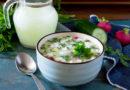 Как сделать окрошку на сыворотке – 7 пошаговых рецептов
