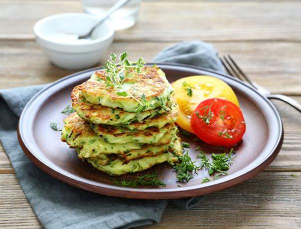 Кабачковые оладьи без яиц – 5 быстрых и вкусных рецептов