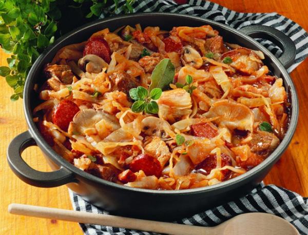 Бигос по-польски классический – 7 рецептов бигоса по-домашнему