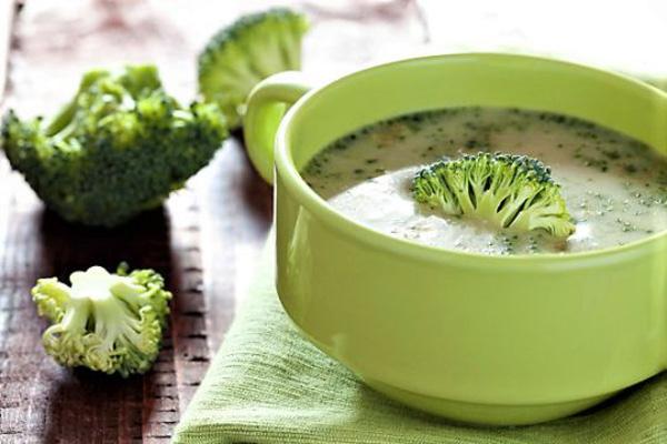 Суп из брокколи рецепты приготовления
