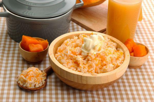 Каша из тыквы с рисом на молоке – 7 быстрых и вкусных рецептов приготовления