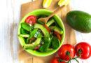 Салат с авокадо – 11 очень вкусных рецептов из авокадо