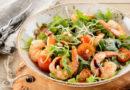 Салат с креветками – 11 простых и очень вкусных рецептов салата из креветок на праздник