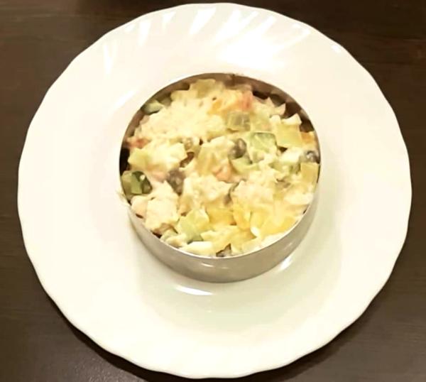 Салаты с креветками (Топ-10 самых вкусных рецептов)