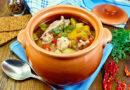 Картошка в горшочках в духовке с мясом – 6 рецептов