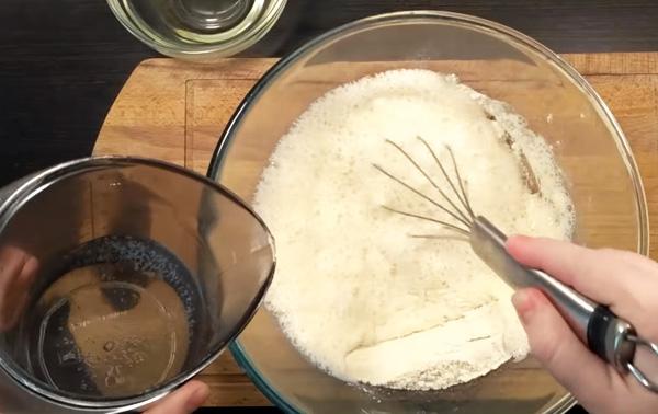 Супер нежные блины без яиц - рецепт пошаговый с фото