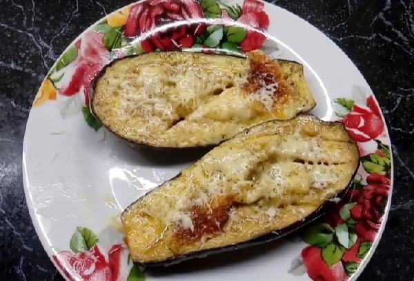 Баклажаны запеченные в духовке - как приготовить баклажаны быстро и вкусно