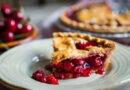 Пирог с вишнями в духовке – 5 простых и вкусных рецептов