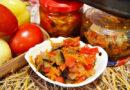 Икра из баклажан на зиму – 6 простых рецептов