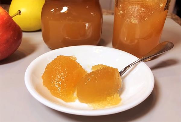 Повидло из яблок в домашних условиях: простые рецепты на зиму