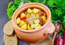 Жаркое в горшочках с курицей и картошкой в духовке – 6 пошаговых рецептов