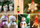 Новогодние игрушки своими руками из подручных материалов на елку 2020