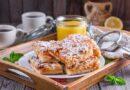Пирог тертый с вареньем – 7 простых и вкусных рецептов тертого пирога на скорую руку