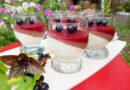 Десерт в стакане панакота с ягодами – 7 вкусных рецептов приготовления в домашних условиях
