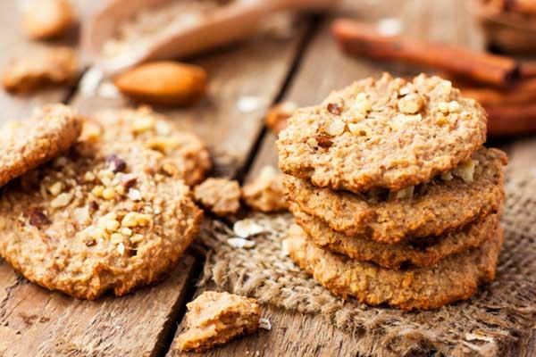 Печенье из овсянки – 5 очень вкусных рецептов овсяного печенья в домашних условиях