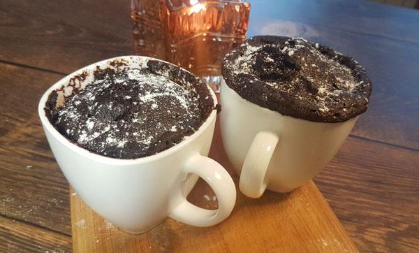 Кекс за 5 минут рецепт в микроволновке – 7 лучших рецептов кексов в чашке или кружке
