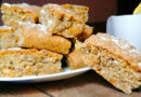 Пирог – печенье Мазурка с орехами и изюмом 3 рецепта