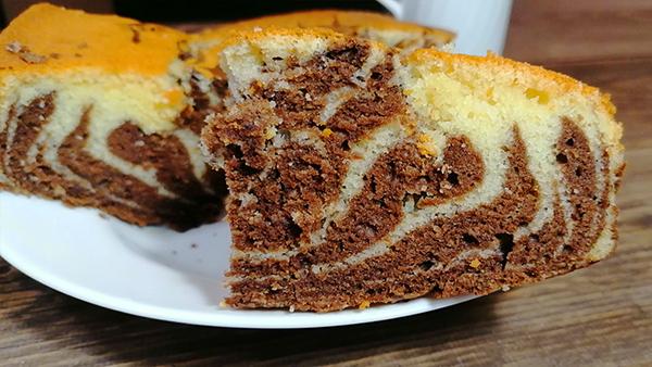 Пирог зебра – 7 рецептов приготовления зебры в духовке