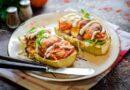 Фаршированные кабачки в духовке – 6 быстрых и вкусных рецептов